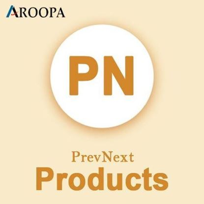 Picture of Previous Next Products in product detail pages